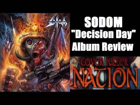 Sodom - DECISION DAY Album Review