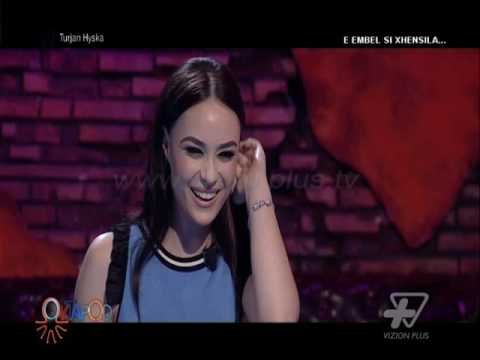 Oktapod - Jeta ime sipas muzikes   Xhensila Myrtezaj - 20 Maj 2016 - Vizion Plus - Variety Show
