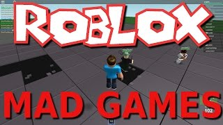 Team SBG Plays Roblox: Mad Games! (Family Multiplayer)