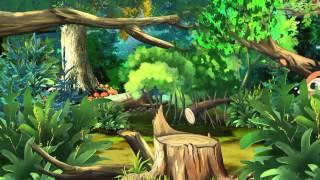 Мудрі казки тітоньки Сови - Горе-мандрівники (Уроки тетушки Совы) серия 4