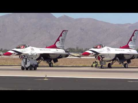 Luke AFB Air Show 2016 Day 2 (Short Compilation)