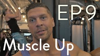 Restless Industries - Avsnitt 9 - [Muscle Up Guide med Mikael]