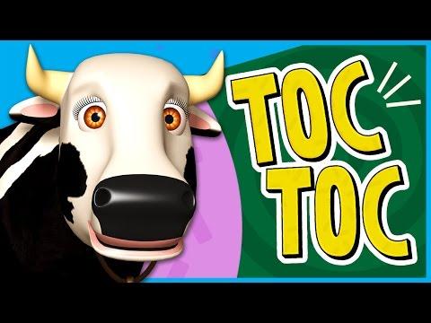 TOC TOC #2 | Animales de La Granja de Zen贸n | A Jugar