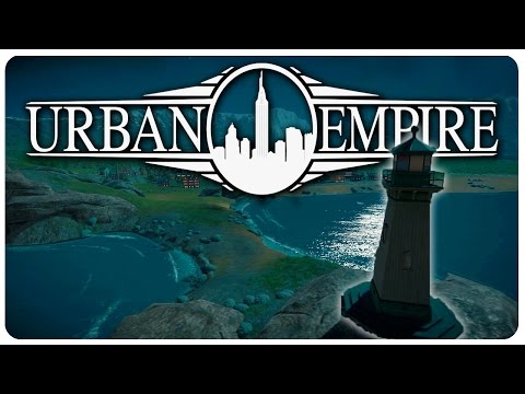 2nd District Erection! - Urban Empire Gameplay   Let's Play Urban Empire #2 (English)