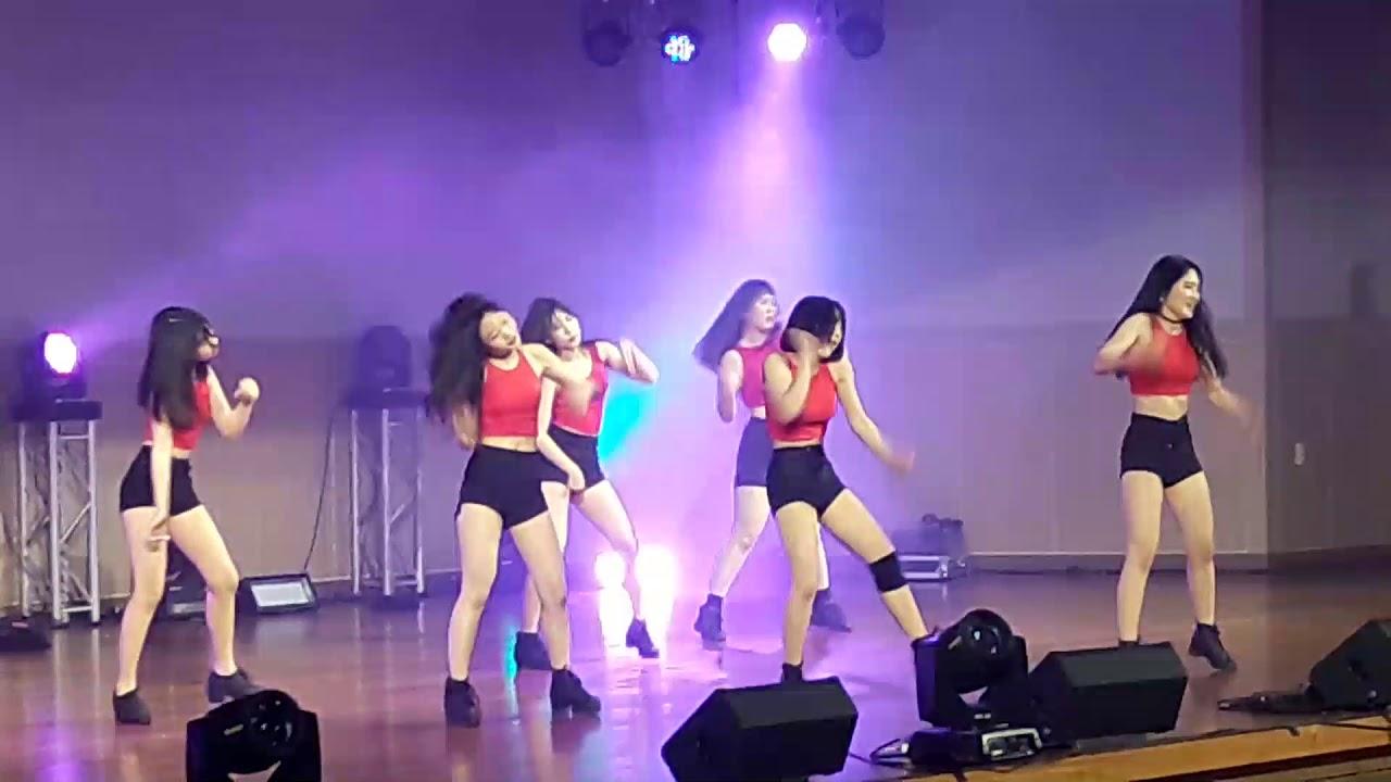 창원고 축제 토월고 댄스팀 2 (립앤힙 +잘나가서그래)