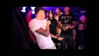 Chris Brown vs Julian Goins - Cat Daddy/ Dougie Battle [SUB]