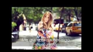 Nicola Roberts - Lucky Day (Subtitulos en Español)