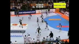 The best of handball