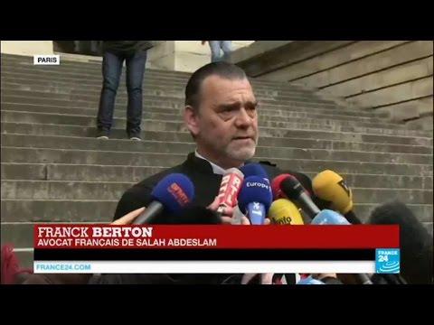 Attentats de Paris : l'avocat français d'Abdeslam revient sur les éléments de l'enquête