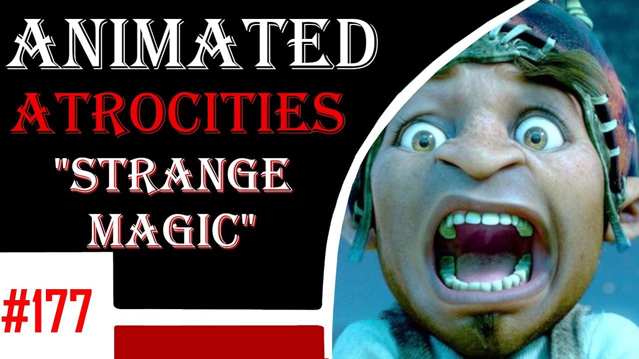 Download Animated Atrocities || Strange Magic (2015 film)