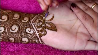 Full Hand Mehndi Design | Henna Design | 2018 |