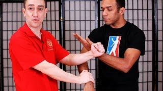 How to Do Kwan Sau aka Rotating Hand | Wing Chun