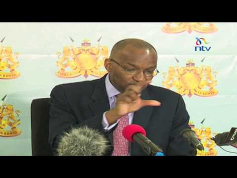 CBK governor says rate control bad for the economy