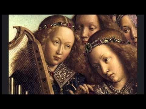 Complément - Van Eyck:  L'Agneau Mystique