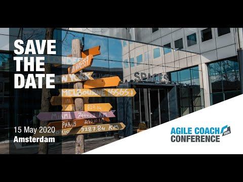 Promo Agile Coach Conference | 15 May, 2020 | Amsterdam | Renate Cremer