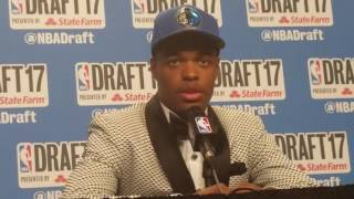 Dennis Smith looks forward to playing against Russell Westbrook