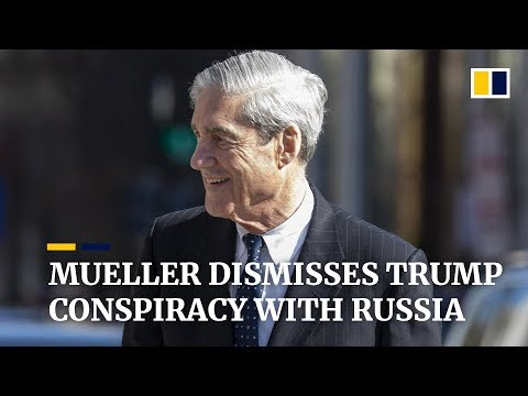 Mueller report concludes no evidence of Trump collusion with Russia