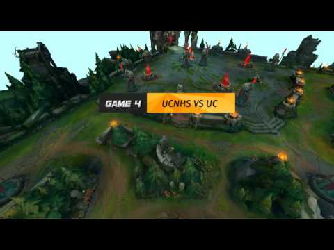 LCL 2017 Spring Term Week 5 Day 1 - UCNHS vs UC