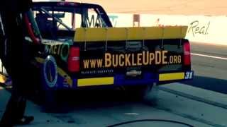 homepage tile video photo for Buckle Up Arrive Alive DE Chevrolet - Lucas Oil 200 (Dover International Speedway)