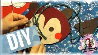 Бюджетная сумочка для детей соими руками / Детская сумочка / Для детей / DIY MAGMW