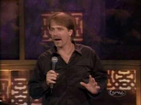Redneck Jeff foxworthy -  stand up comedy.wmv