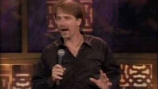 Redneck Jeff foxworthy -  stand up comedy.wmv