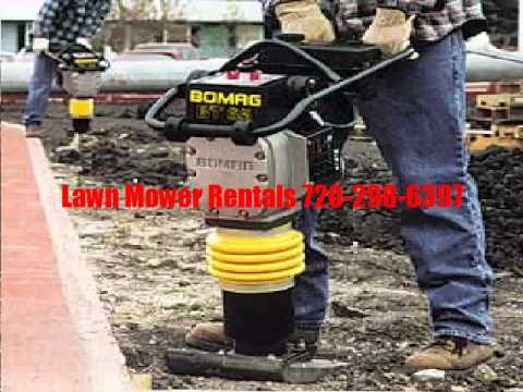 Best Self Propelled Lawn Mower Repair Aurora | 720-343-9881