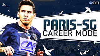 One of GardieFIFA's most viewed videos: FIFA 16 PSG CAREER MODE - S1E3 - SIGNING MESSI!