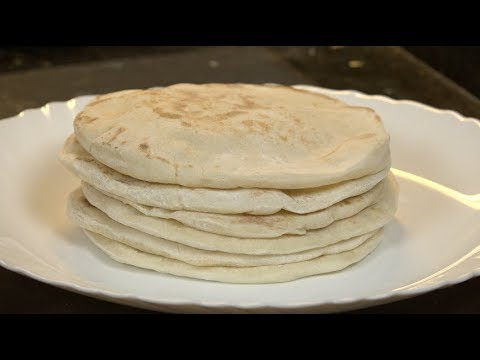 How to make pita bread softer