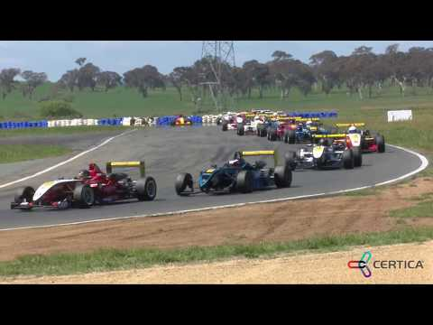 Australian Formula 3 2017 City Of Goulburn Cup Final Round