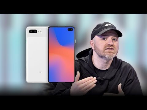 The Google Pixel 4 Is Coming...