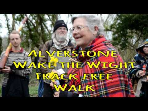 Wake The Wight Anti-Fracking Documentary