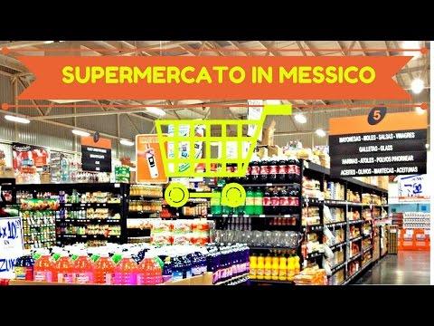 SPESA AL SUPERMERCATO IN MESSICO