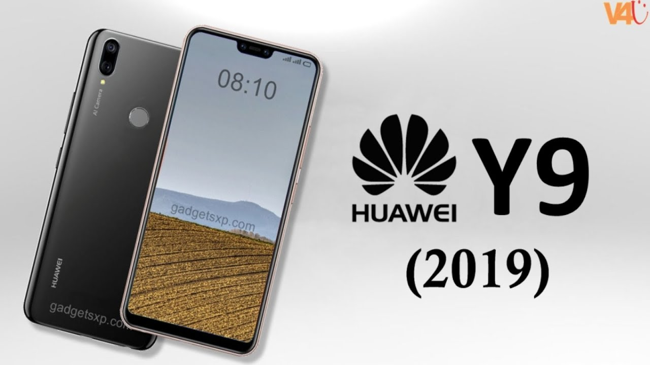Huawei Y9 (2019) Official Look, Release Date, Price, Specifications, First  Look, Camera, Features