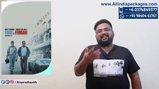FORD v FERRARI review by Prashanth