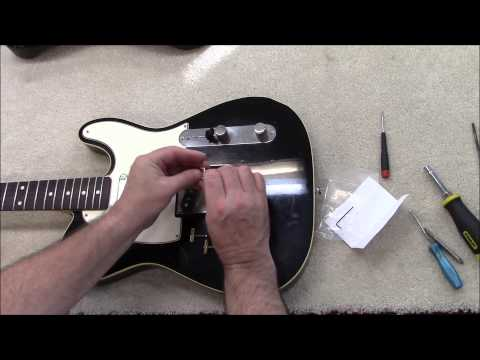 How To Install Callaham Tele Saddles