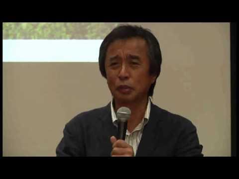 元TBS報道特集の金平茂紀キャスターが沖縄反基地集会で機動隊宿泊地情報を提供!