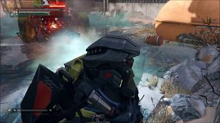 The Surge Get Corroded Butterfly Weapon