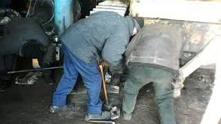 видео Гусеницы на трактор Т-170, Т-130