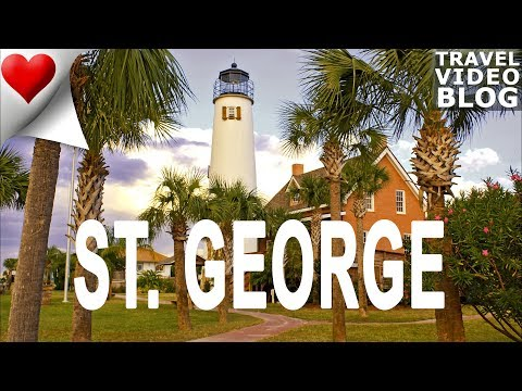 Vergessene Küste und St. George Island - Florida Roadtrip Teil 4 | Stefan der Welterkunder