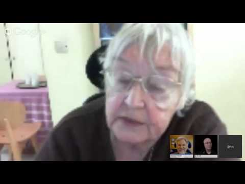 Google On Air Hangout Steve Brule' hosts with Dr  Warren Farrell and Erin Pizzey