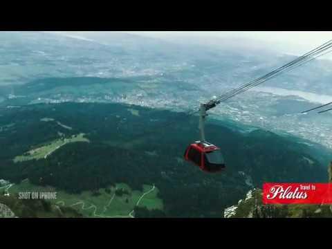 Travel to Mount PILATUS ! Quick Tour Video before you Visit Mount PILATUS