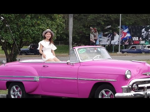 Visit Havana, Cuba, Cuban people in real Cuba, la vida de Cuba HD