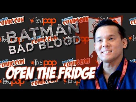 """NYCC 2015: Jay Oliva, Director Of """"Batman: Bad Blood"""""""