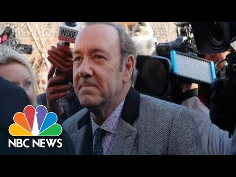 Watch Live: Kevin Spacey appears in court for indecent assault and battery charge