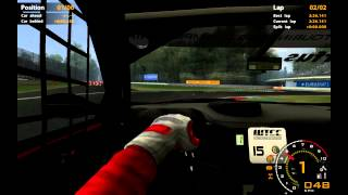 Race The WTCC Game Gameplay (PC HD)