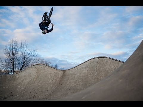 Monster Energy: Mike Varga BMX Welcome Edit