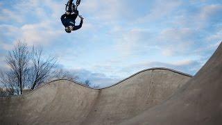 Monster Energy: Mike Varga BMX Welcome Edit