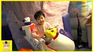 Pororo Kids Cafe Indoor Playground for Kids and Family Fun Cook Play | MariAndKids Toys