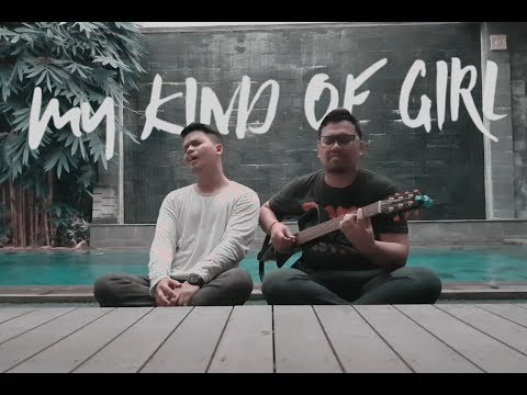 MY KIND OF GIRL - BRIAN MCKNIGHT (Barsena ft. Raden irfan cover) [RE-UPLOAD]